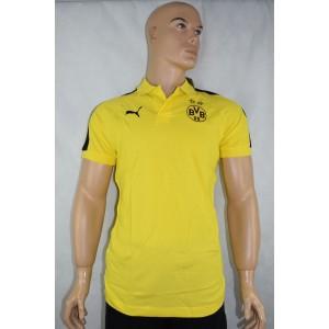 Тениска PUMA BVB CASUAL PERFORMANCE POLO
