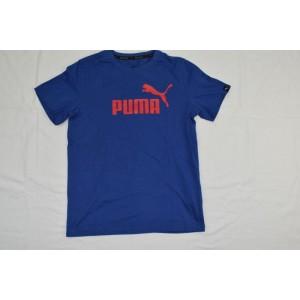 Тениска PUMA ESS LARGE LOGO TEE