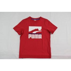 Тениска PUMA CRIMSON