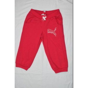 Къси гащи PUMA FUN ESS 3/4 SWEAT PANTS